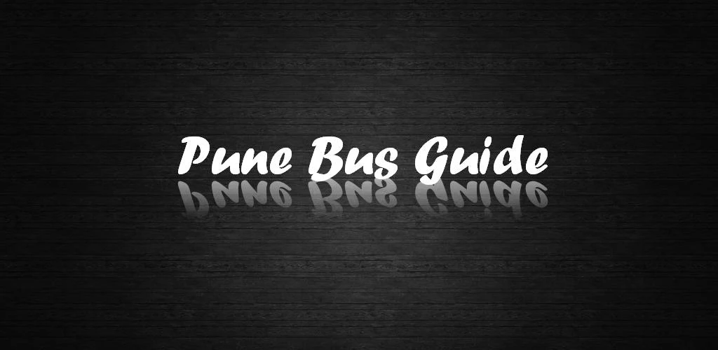 Pune Bus Guide